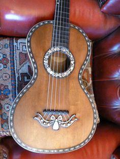 Guitar Art, Cool Guitar, Cigar Box Guitar, Old Music, Pulsar, Classical Guitar, Vintage Guitars, Music Stuff, Ukulele