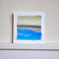 Abstract Painting  Landscape Sketches Other by sharamays on Etsy, $25.00