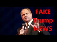 Rush Limbaugh Reaction to FAKE RUSSIAN NEWS About Donald Trump