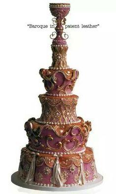 Cake by Margaret Braun