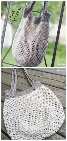 Crochet bags purses 21814379432729865 - Spring Market Tote Bag Free Crochet Patterns Source by lautrpatricia Crochet Market Bag, Crochet Tote, Crochet Purses, Knit Crochet, Crochet Gratis, Crochet Baskets, Crochet Handbags, Easy Crochet, Bag Pattern Free