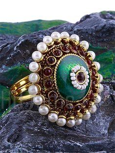 Ethnic Antique Finger Ring