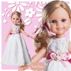 Girls Dresses, Flower Girl Dresses, Wedding Dresses, Flowers, Fashion, Vestidos, Bodas, Dresses Of Girls, Bride Gowns