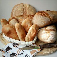 Pane e panini con lievito madre