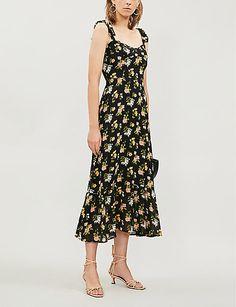 Womens - Selfridges | Shop Online Cotton Citizen, Eugenia Kim, Thom Browne, Crepe Dress, Karen Millen, Reformation, Designing Women, Fashion Forward, Cold Shoulder Dress