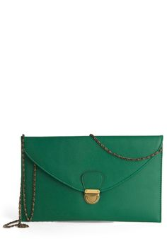 Crushin' on Kelly Handbag - Vintage Inspired, Green, Solid, Girls Night Out, Faux Leather, Holiday Party