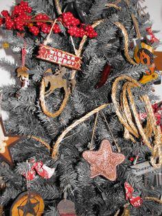 Western Christmas Tree Skirt
