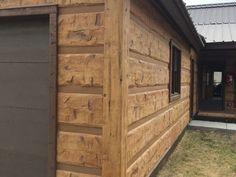 Stanley Idaho, Montana, Garage Doors, Cabin, Rustic, Outdoor Decor, House, Home Decor, Country Primitive