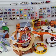 トミカ収納/子ども部屋/こどもと暮らす。/おもちゃ/トミカのインテリア実例 - 2017-07-01 23:37:49 | RoomClip(ルームクリップ)