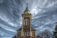 The church of St. Mary Magdalene in Kraków‑Kosocice, Poland