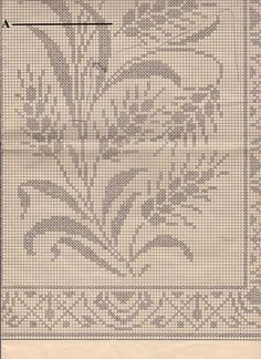 Angela Zapotoczny's 443 media content and analytics Cross Stitch Bird, Cross Stitch Borders, Cross Stitch Designs, Cross Stitching, Cross Stitch Embroidery, Embroidery Patterns, Cross Stitch Patterns, Crochet Curtains, Crochet Tablecloth