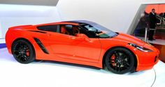 http://chicerman.com  awesomecars:  GM unveils the 2017 Corvette ZR1. And yes its mid-engine. [1014x536]  #cars