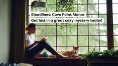 Video for Bloodlines author. Cozy Mysteries, My Books, Mystery, Comedy, Author, Writers, Comedy Theater, Comedy Movies
