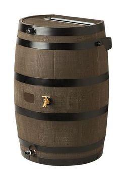 Flat-Back Rain Barrel $149