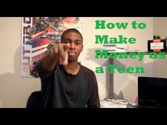 How To Make Money as a Teenager w/o a Job