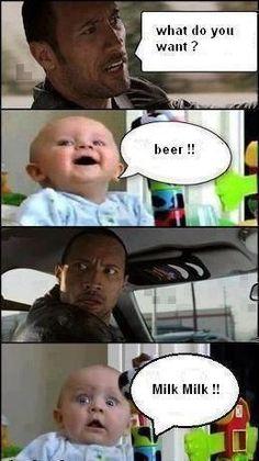 Milk, milk!!