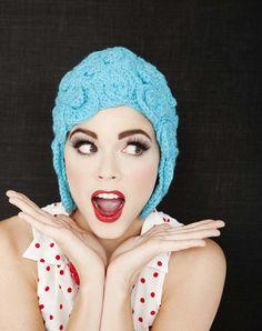 Crochet wig: http://www.crochettoday.com/crochet-patterns/marvelously-mod-wigs