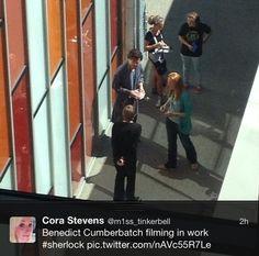 Sherlock season 3 filming