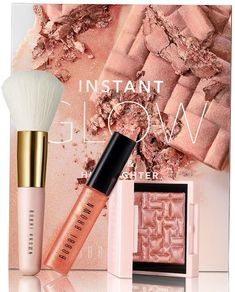 Love this Bobbi Brown Instant Lip & Highlighter set! Beauty Sale, Luxury Beauty, Face Blender, Beauty Makeup, Eye Makeup, Shimmer Lip Gloss, Pink Highlights, Nordstrom Anniversary Sale, Makeup