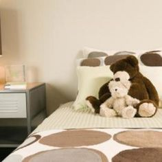 Clean and disinfect stuffed animals every few months to reduce allergens.