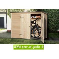 22 meilleures images du tableau Rangement pour vélos   Bicycle rack ... 7ccdde85b9d8