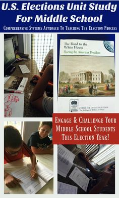 Are you interested in teaching your middle school age students about the election process? Do you have gifted & talented kids who require more of a challenge in their social studies subject? The Road To The White House: Electing The American President is a comprehensive resource for helping you thoroughly teach your tweens & teens about the history and function of the United States Election Process. Engage & challenge with this U.S. Elections Unit Study from Center For Gifted Education The…