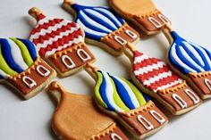 Russian Onion Dome Cookies