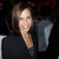 Elizabeth Green, graduate student at Fordham, 13 years ago; Digital Content Manager, Brother International Corp