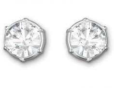 Swarovski Typical Crystal Earrings. - Geeves Jewellers - suppliers of watches and jewellery, London