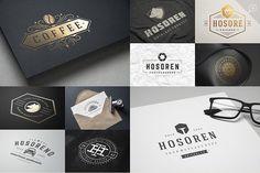 700 logos and badges bundle - Logos - 2