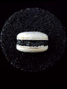 Black | 黒 | Kuro | Nero | Noir | Preto | Ebony | Sable | Onyx | Charcoal | Obsidian | Jet | Raven | Color | Texture | Pattern | Styling | Macaroon | Caviar