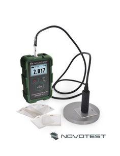 """Alat Ukur Ketebalan Lapisan """"Coating Thickness Gauge NOVOTEST TP-1M"""" merupakan perangkat portable untuk pengukuran NDT ketebalan lapisan menurut ISO 2808 dengan akurasi tinggi."""