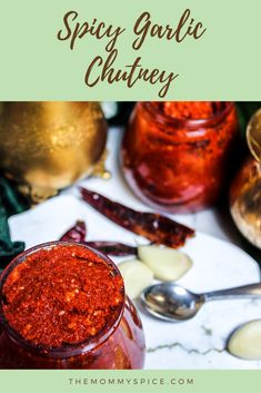 Super versatile and a must have in your kitchen! Best Lunch Recipes, Best Chicken Recipes, Low Carb Recipes, Vegetarian Recipes, Top Recipes, Garlic Chutney, Philippines Food, Lobster Recipes, Indian Street Food