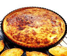 Quiche au fromage | Betty Bossi