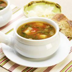 Easy Potato and Tomato Soup Recipe