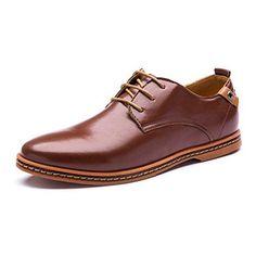 Comprar Ofertas de TribangkeLxms031 - Zapatos Planos con Cordones hombre  09079d97060a9
