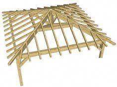 Resultado De Imagen Para Techos Metalicos A 4 Aguas Affordablepergolakits Gazebo Roof Wood Pergola Kits Timber Pergola