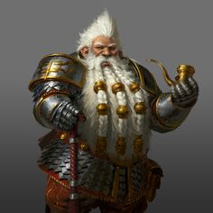 ArtStation - Realmslayer blood of the old world disk portraits, johan grenier Fantasy Dwarf, Fantasy Battle, Fantasy Races, Fantasy Warrior, Fantasy Rpg, Medieval Fantasy, Dungeons And Dragons Characters, Dnd Characters, Fantasy Characters