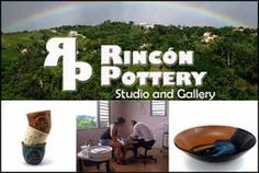 Rincon PR - Rincon Pottery - At the end of a 15 minute scenic drive into the hills you will find a working pottery studio, with a gallery featuring a wide range of beautiful functional pottery, including Taino-themed souvenirs. For more information on all of Rincon Puerto Rico please visit www.surfrinconpr.com