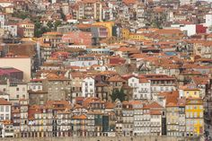 OLD WORLD CHARM Porto's historic center is a Unesco World Heritage Site.