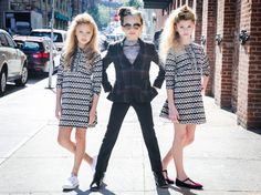 NYC Street Style with Margaux, Mary & Kayla