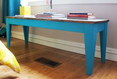 Stained-and-Painted-Bench-Ikea-After1