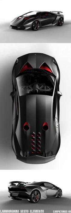 Lamborghini Sesto Elemento | #travel #lux #car