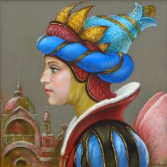 Milen Marinov 1965 | Bulgarian painter