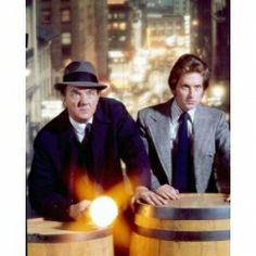 The Streets of San Francisco Hard to believe that young 'un with him is Michael Douglas