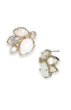 Kendra Scott 'Carmella' Cluster Stud Earrings | Nordstrom - StyleSays
