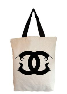 Luxe Doxie Tote