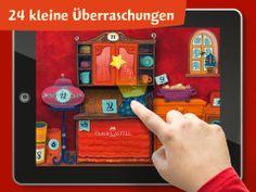 Adventskalender: App und Online