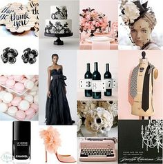 Ideas for the French Bistro bar-mitzvah party we are styling next week! #stylin