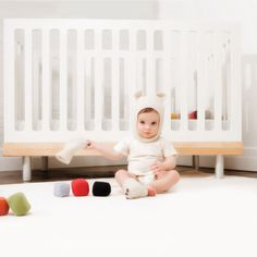 ff82ec08d 9 Best Oeuf Fawn 2-In-1 Crib System images   Day Care, Nursery crib ...